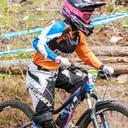 Photo of Anna MACKENZIE at Laggan Wolftrax