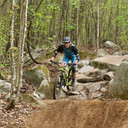 Photo of Simon GERBER at Victory Hill, VT