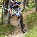 Photo of Rider 423 at Glentress
