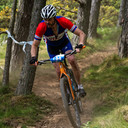Photo of Rider 184 at Glentress