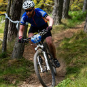 Photo of Rider 168 at Glentress