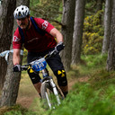 Photo of Rider 130 at Glentress