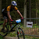 Photo of Rider 55 at Glentress