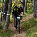 Photo of Rider 263 at Glentress