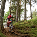Photo of Rider 105 at Glentress