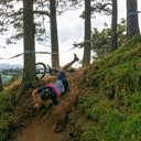 Photo of Rider 385 at Glentress