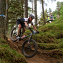 Photo of Rider 285 at Glentress