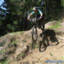 Photo of Rider 42 at Pemberton, BC