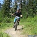Photo of Paul COOPER at Pemberton, BC