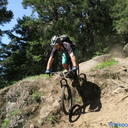 Photo of Rider 90 at Pemberton, BC