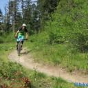 Photo of Rider 73 at Pemberton, BC