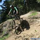 Photo of Rider 40 at Pemberton, BC