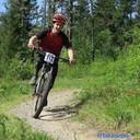 Photo of Rider 117 at Pemberton, BC