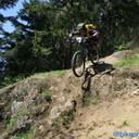Photo of Rider 74 at Pemberton, BC