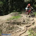 Photo of Rider 104 at Pemberton, BC