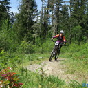 Photo of Sylvie ALLEN at Pemberton, BC