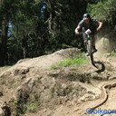 Photo of Rider 81 at Pemberton, BC