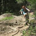 Photo of Rider 107 at Pemberton, BC