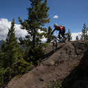 Photo of Rider 334 at Crowsnest Pass, AB