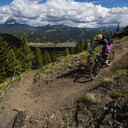 Photo of Kristy JACKLIN at Crowsnest Pass, AB