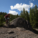 Photo of Aubrey DEMCHUK at Crowsnest Pass, AB