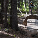 Photo of Aidan BROWN at Crowsnest Pass, AB