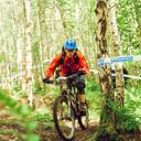 Photo of Ian DIACK at Glentress