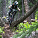Photo of Aidan JONES at Crowsnest Pass, AB