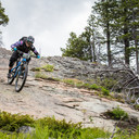 Photo of Simon COULTER at Crowsnest Pass, AB