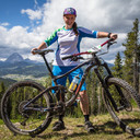 Photo of Leonie PICTON at Crowsnest Pass, AB