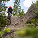 Photo of Zach SINGER at Crowsnest Pass, AB