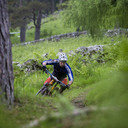 Photo of Lewis COWE at Glentress