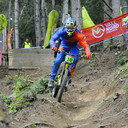 Photo of Darcy COUTTS at Vallnord