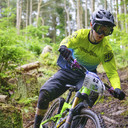 Photo of Cameron MCCORMACK at Kirroughtree Forest