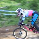 Photo of Tracey HANNAH at Lenzerheide