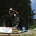 Photo of Baptiste PIERRON at Lenzerheide
