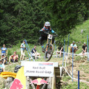 Photo of Laurie GREENLAND at Lenzerheide