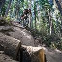 Photo of Brandon JOHNSON at Sun Peaks, BC