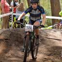 Photo of Kirree QUAYLE at Cannock