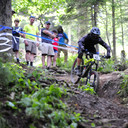 Photo of Drew PALMER-LEGER at Snowshoe