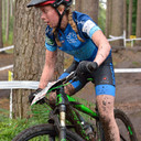Photo of Mieke KALMIJN at Cannock Chase