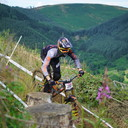 Photo of Harry LAWLEY at Rhyd y Felin