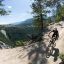 Photo of Blaise RATCLIFFE at Kicking Horse, Golden, BC