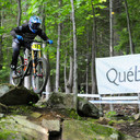 Photo of Luca SHAW at Mont-Sainte-Anne, QC