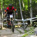 Photo of Matt SIMMONDS at Mont-Sainte-Anne, QC