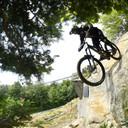Photo of Yannick MAGGIOLINI at Mont-Sainte-Anne, QC