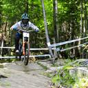 Photo of Danny HART at Mont-Sainte-Anne, QC
