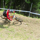 Photo of Bryn DICKERSON at Mont-Sainte-Anne, QC