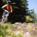 Photo of Jen FRECKLETON at Silver Star, BC