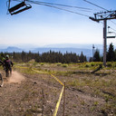 Photo of Multiple riders at Silver Star, BC